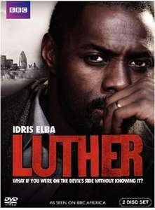 Luther Series 1 £5.39 @ Bee *Using Voucher*