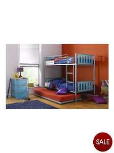 woolworths.co.uk     Kidspace Cyber Bunk Bed £69.50