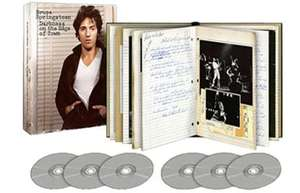 Bruce Springsteen  Promise: The Darkness On The Edge Of Town: 3 Blu-Ray + 3 CD Box Set £39.99 @ HMV