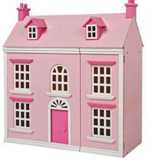 Chad Valley Wooden 3 Storey Dolls House at ARGOS half price was £44.99 now £22.49