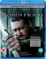 Robin Hood (2010) 2-Disc Edition Blu-Ray - £5 Brand New at Blockbuster (Instore)