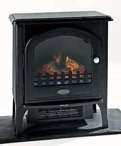 CHALLENGE FUEL EFFECT STOVE ELECTRIC FIRE only .£43.98 @ Argos on ebay