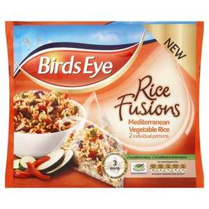 Free Pack Of Birds Eye Rice Fusions For Facebook Users
