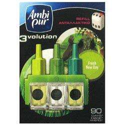 Ambi Pur 3Volution Refill 89p or Plug In with Refill £1.49 @ Savers with £2 OFF Coupon