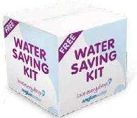 Free Water Saving Kit & installed free @ Anglian Water (people in this region only)