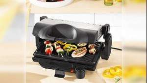 Silvercrest Health Grill with removable plates + 3 year guarantee £24.99 @ Lidl
