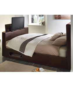 Argos - Hygena 'Hollywood' TV Bed Frame with FREE TV £573.74