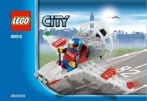 Esso Promotion - Lego City Poly Bags £1.50 with £20 petrol spend/£5 instore