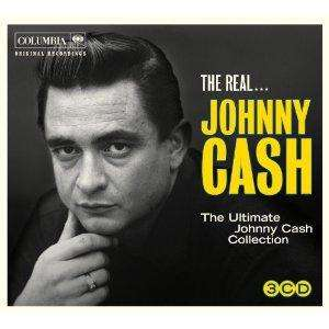 Johnny Cash - The Real Johnny Cash 3CD Box Set  (88 Original CBS Recordings) £2.99 Delivered @ Play / Amazon