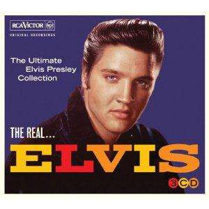 Elvis Presley - The Real Elvis Presley 3CD ( 90  Track RCA Victor Recordings) Only £2.99 @ Amazon/Play