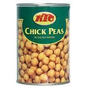 KTC Chick Peas 20p @ Morrisons Instore