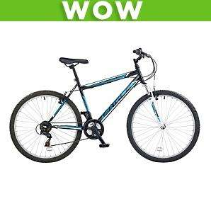 British Eagle Phoenix Mens Bike - 26ins Wheels ASDA