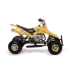 Rocket Midi Pocket 49cc Petrol Quad £229.95 @ Fun4(big)kids