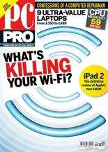 3 issues of PC Pro magazine £1 delivered incl Maglite Solitaire torch free gift