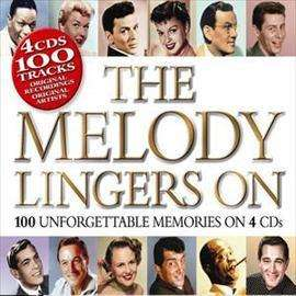 The Melody Lingers on: 100 Unforgettable Memories on 4cds [Box Set]@tesco £3.97