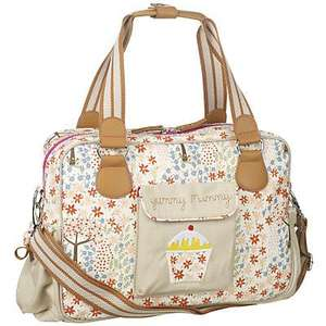 25% off  Yummy Mummy/Pink Lining changing bags + 10% QUIDCO