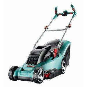 Bosch Ergoflex Rotak 34 with free Bosch ART 23 strimmer £90.13 from Amazon