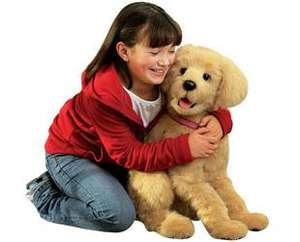 FurReal Friends Biscuit My Loving Puppy £59.99 @ Argos