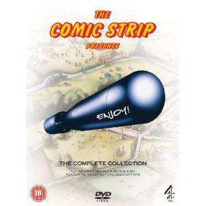 Comic Strip Presents - Complete Collection [9 DVD Boxset] £10.97 delivered @ Amazon