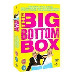 The Big Bottom Box Set (7 Disc DVD Boxset) £8.97 delivered @ Amazon