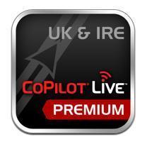 CoPilot Live Premium 9 - iPhone - 14.99 until 15th July 2011