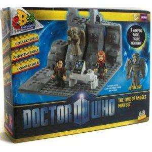 Doctor Who Character Building the Time of Angels Mini Construction Playset - £4.51 Delivered @ amazon