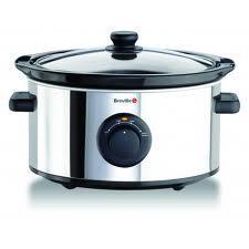 Breville ITP136 3.5 Litre Slow Cooker 50% off £12.49 @ Argos