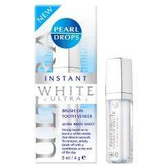 Pearl Drops Instant White Brush on Tooth Veneer £1.99 @ superdrug