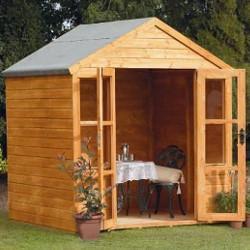 Larchlap Helston Summerhouse  - £299 @ Shedstore