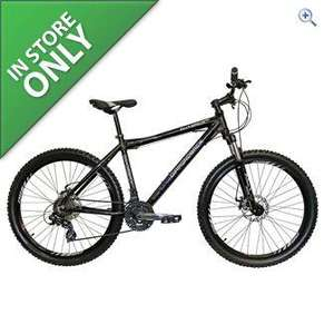 "26"" Diamondback Men's Outback DD 2011 Mountain Bike (DISCOUNT CARD REQUIRED) @ Go outdoors"