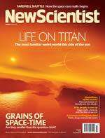50% off New Scientist subscription
