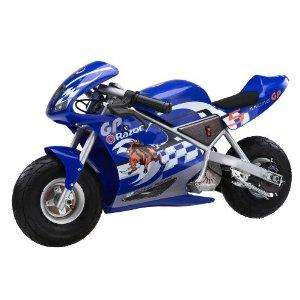 Razor Pocket Rocket Miniature Electric Motorcycle   £160.57  Amazon.co.uk