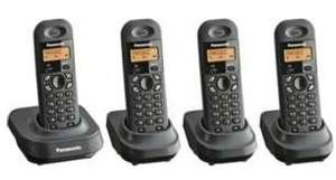 Panasonic Dect phones Quad set only £34.99 @ argos