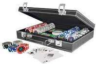 200 Chip Leather Poker Set £ 9.99 (RRP 34.99) @ argos