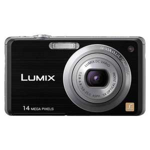 Panasonic Lumix DMC-FS11 / 14.1 Megapixel / 5x Optical Zoom £79.99 @ pLAY.COM
