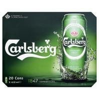 Carlsberg Lager 20 pack for £10 @ ASDA