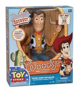 Disney Toy Story 3 Collection Woody Doll - (The Limited edition One)£24.99 ARGOS