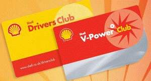 Double & Triple points @ Shell