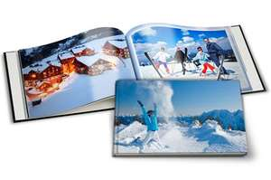Free Albelli Photobook worth £15.95 - just pay £3.99 P&P