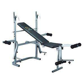 Star Shaper KW281 Weights Bench @ ASDA for £39.95 delivered. Let me know if you can find cheaper