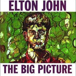 Elton John - The Big Picture - £2.49 (Including P&P) at BangCD.com