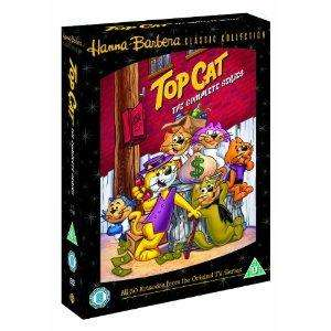 Top Cat - Complete Box Set [DVD] 5 discs £6.47 delivered @ Amazon
