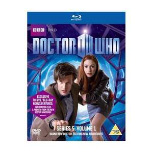 Blu-rays of Dr Who £4.69  - £5.29 delivered @ Play