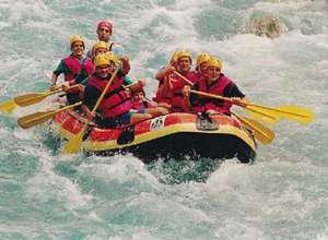White Water Rafting | Scuba Diving | Snowboarding + Many More Activities - £4 @ Nestle