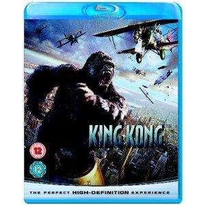 King Kong Blu-Ray £7.47 @ Amazon (+Nectar Points)