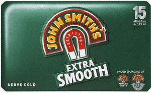 30 Cans 440ml of John Smiths Extra Smooth for Only £16 @ Tesco.com