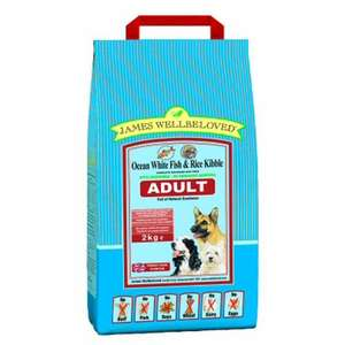 BOGOF 2kg bags of James Wellbeloved dog or cat food @ pets at home ONLINE ONLY