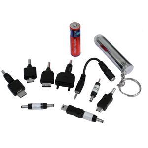 LeGacy Emergency Keyring Phone Charger / Charge Tube - £3.99 @ 7dayshop