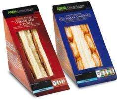 2 for £1 Chosen By You sandwiches instore @ Asda normally £1.50 each!