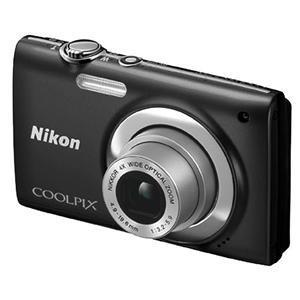 close Nikon Coolpix S2500 12.1/4x Digital Camera in Black 59.95 @ Jessops - Was £139.95